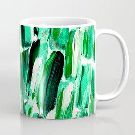 Green Sugarcane, Unripe Coffee Mug