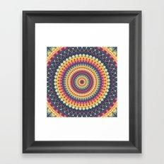 Mandala 149 Framed Art Print