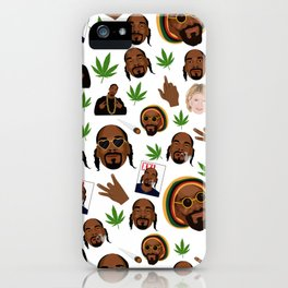 SNOOP iPhone Case