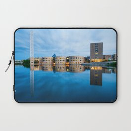 The blue hour in Ottawa Laptop Sleeve