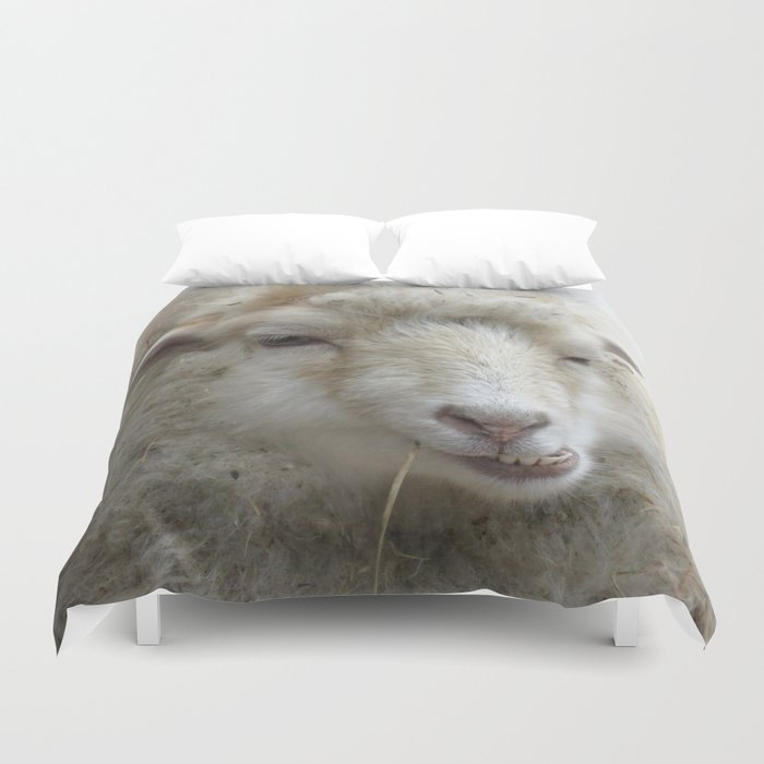 Cool sheep Duvet Cover