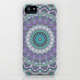 Vintage Lace Mandala iPhone Case