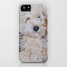 Doodles Two iPhone Case