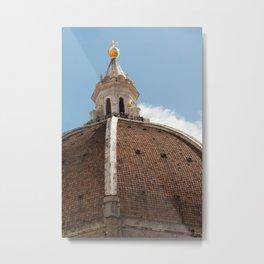 Dome of Florence Metal Print