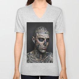 Zombieboy Unisex V-Neck