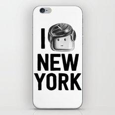 I Love New York iPhone & iPod Skin