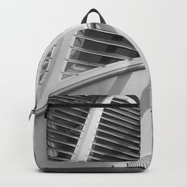 City of Arts and Sciences IV by CALATRAVA architect Backpack