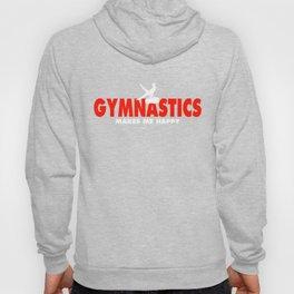Gymnastics Shirt Hoody