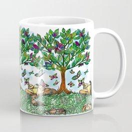 Flutterby Tree Coffee Mug