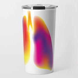 Lungs Travel Mug