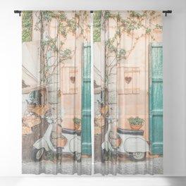 Naples Sheer Curtain