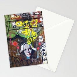STREET ART #24 Stationery Cards