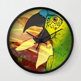 Loro Wall Clock