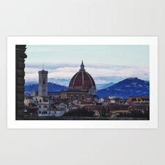 Florence #1 Art Print