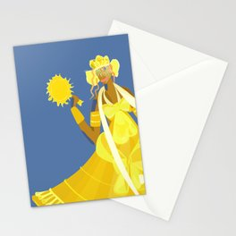 ORIXAS_ oxum Stationery Cards