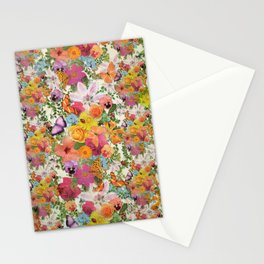 FLORAL // LIFE OF FLOWERS Stationery Cards