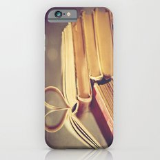 Vintage Book Love iPhone 6s Slim Case
