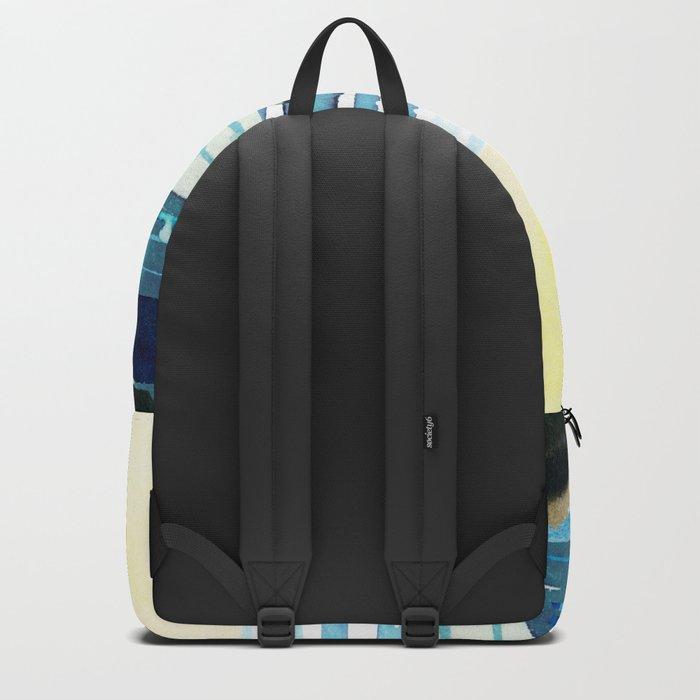 Seascape #7 Backpack