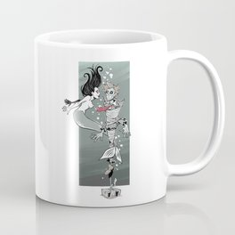 It's hard to find love at the bottom of the sea Coffee Mug