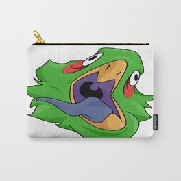 crazy bird Carry-All Pouch