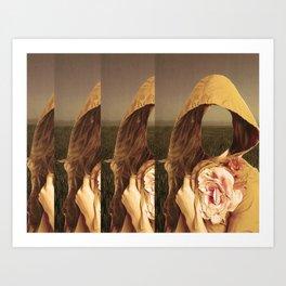Infinite Landsape  Art Print