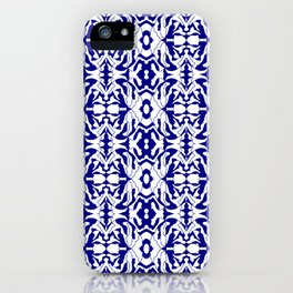 lacyFlowers iPhone Case