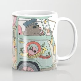 The dream car Coffee Mug