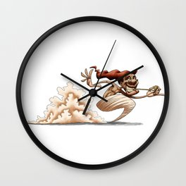 The Saci Wall Clock