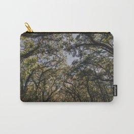 Wormsloe Live Oak Avenue - Savannah III Carry-All Pouch