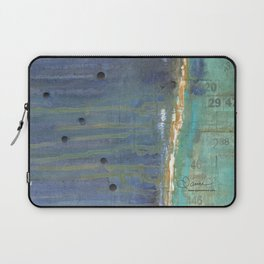 10x10 Series: Hat Check Laptop Sleeve