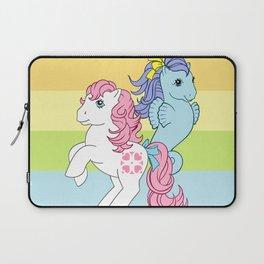 g1 my little pony sundance and seapony Laptop Sleeve