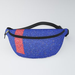 Red Line Fanny Pack