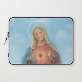 Our Lady Mary Berry Laptop Sleeve