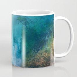 purple forest landscape Coffee Mug