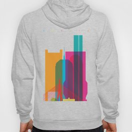 Shapes of Boston. Accurate to scale Hoody
