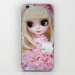 Erregiro Blythe Custom Doll Japanese Lolita Girl Kumiko iPhone Skin