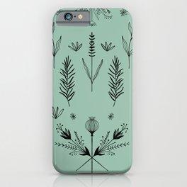 FIELD 2 iPhone Case