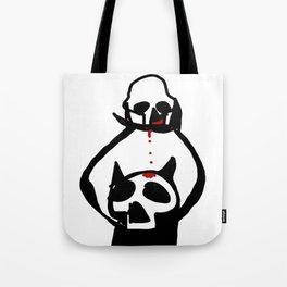 Sacrifice Tote Bag
