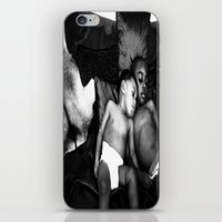 boys iPhone & iPod Skins featuring Boys by SurrenderWasAPose