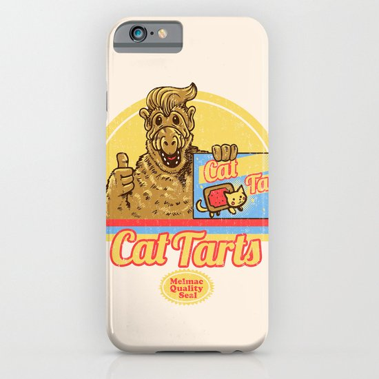 Cat Tarts iPhone & iPod Case
