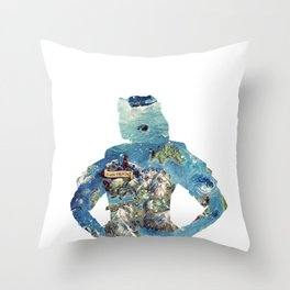 The Witcher - Cerys an Craite | Skellige Throw Pillow