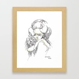 Nostalgy Framed Art Print