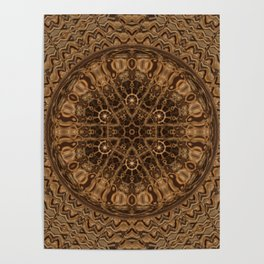 Sequential Baseline Mandala 31 Poster