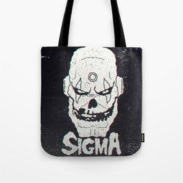 SIGMA, MAVERICKS FIEND CLUB Tote Bag