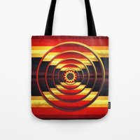 focus Tote Bags featuring Focus by DebS Digs Photo Art