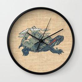 World Mover Wall Clock