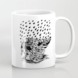 CHICKEN MAMA UMBRELLA Coffee Mug