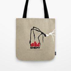 Enemy Tote Bag