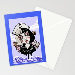 Sailor-MelanieMartinez Stationery Cards