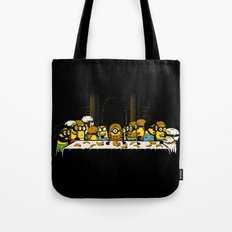 The last meal Tote Bag